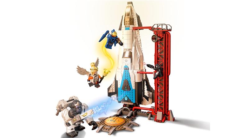 LEGO Overwatch 75975 Watchpoint Gibraltar Featured
