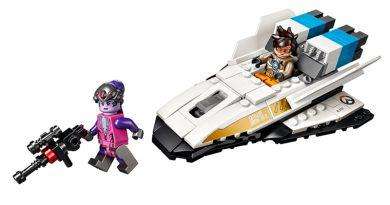 LEGO Overwatch 76970 Tracer Widowmaker