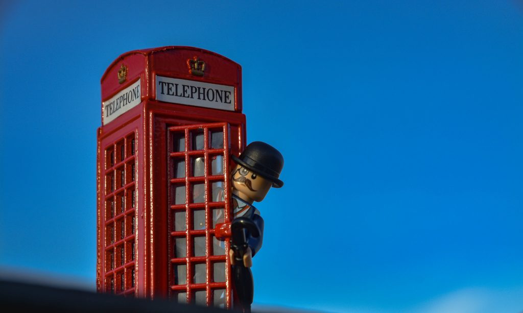LEGO Phonebox 1024x613