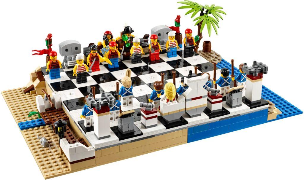 LEGO Pirates 40158 Pirates Chess Set