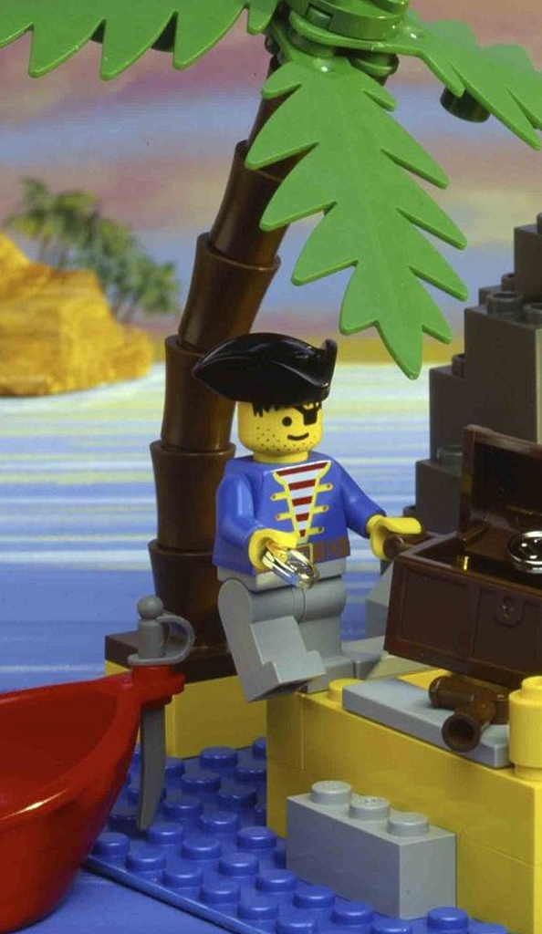 LEGO Pirates Classic Minifigures 1