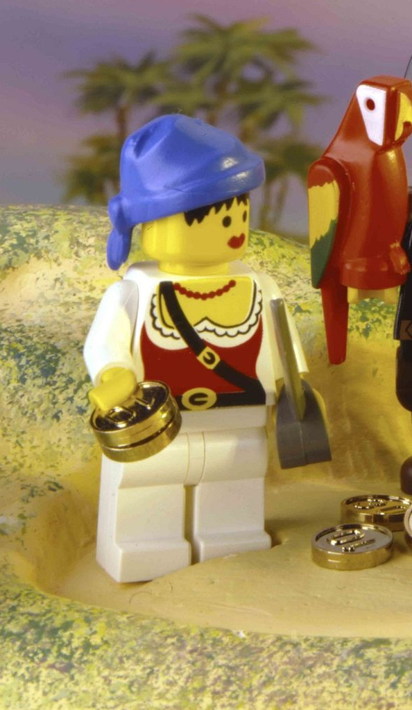 LEGO Pirates Classic Minifigures 3