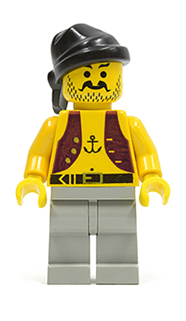 LEGO Pirates Classic Minifigures 4