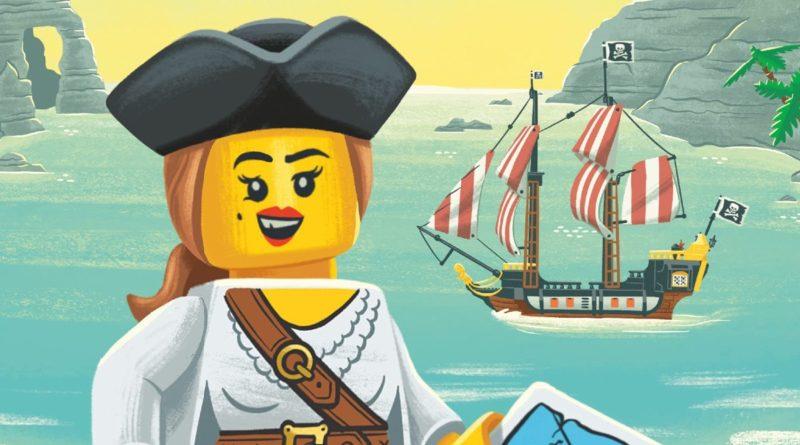 LEGO Pirates Little Golden books featured