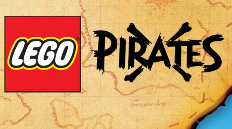 LEGO Pirates Logo Featured