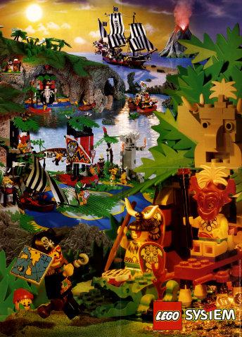 LEGO Pirates poster 2