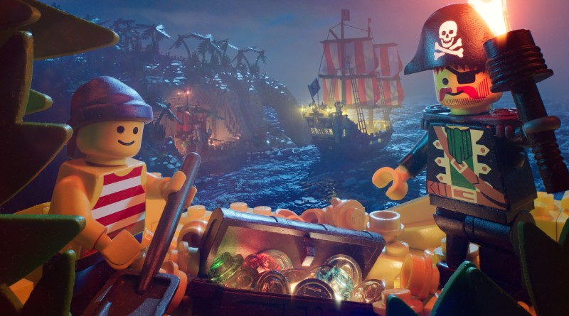 LEGO Pirates Poster Fan Made Featured