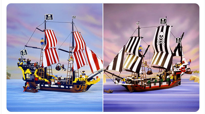 LEGO Ideas Pirates