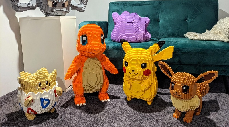 LEGO Pokemon Featured