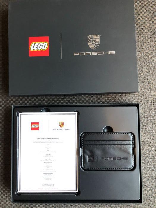 LEGO Porsche owners pack Catawiki 3