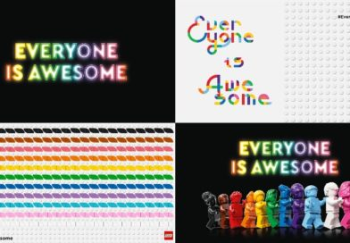 Celebrate Pride Month digitally with LEGO virtual backgrounds