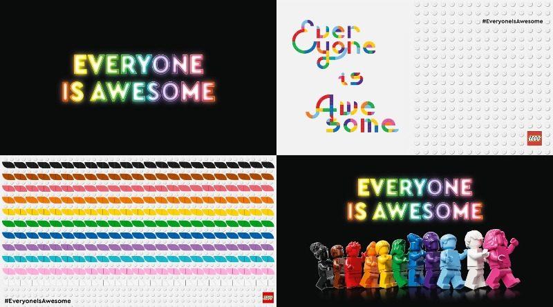LEGO Pride Zoom Backgrounds