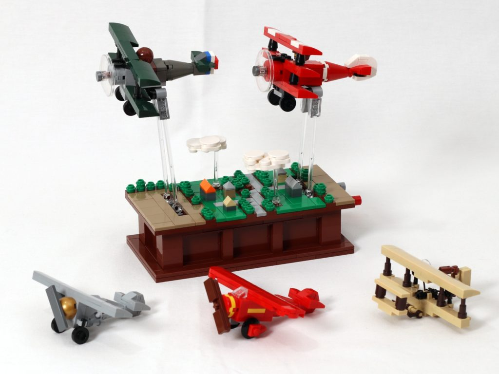 LEGO Pursuit of Flight