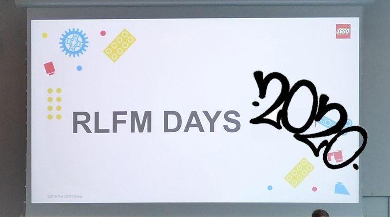 LEGO RLFM Days 2020 featured