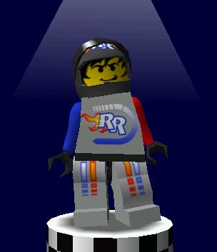 LEGO Racers Rocket Racer