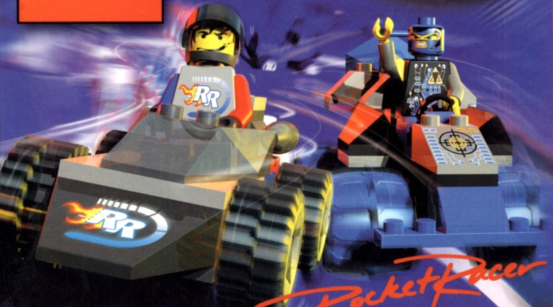 LEGO Racers Cover Art Featured