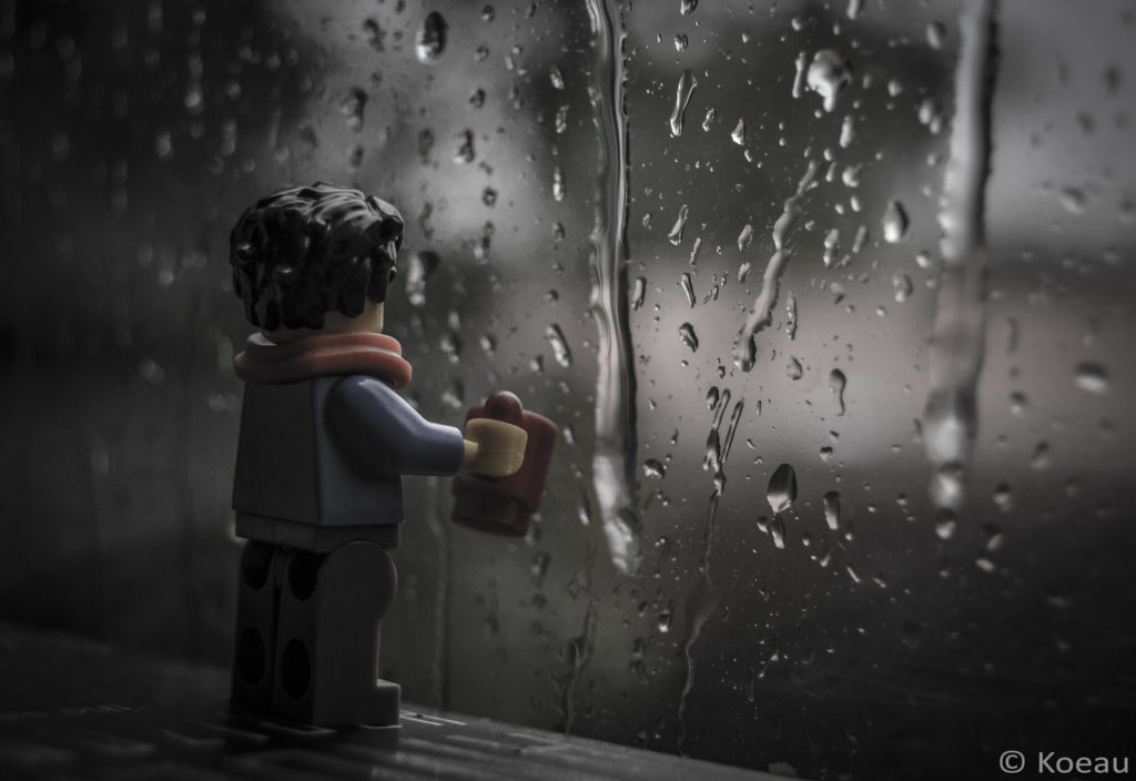 LEGO Rainy Day
