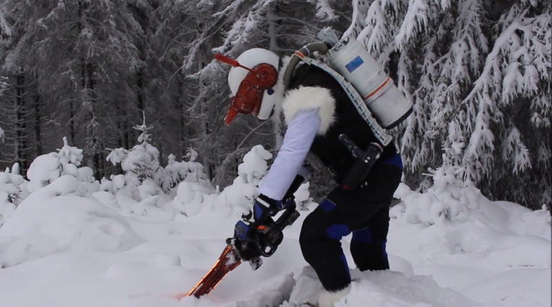 LEGO Realistic Ice Planet 2002 Costume Featured