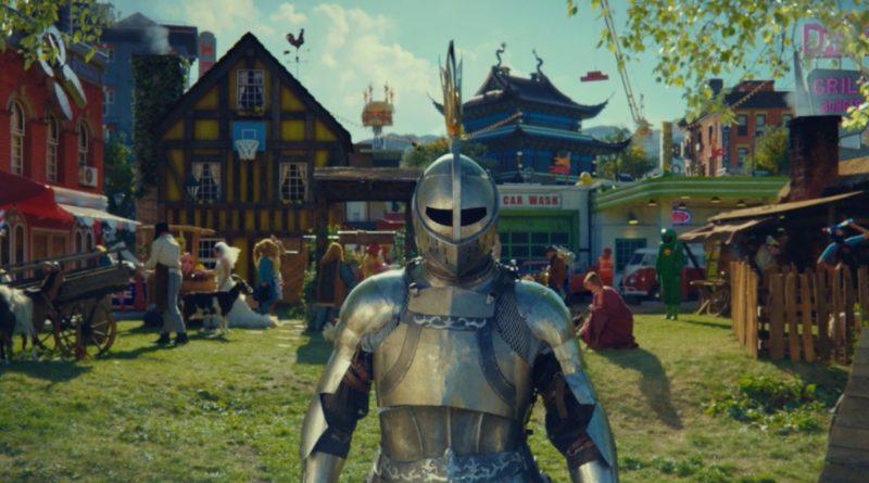 LEGO Rebuild the World Knight advert still 1 featured
