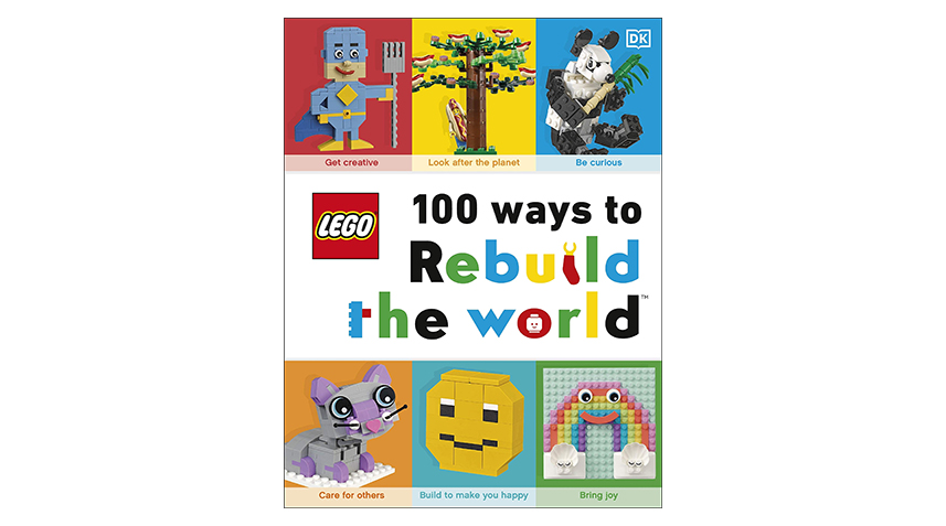 LEGO Rebuild The World Book Featured