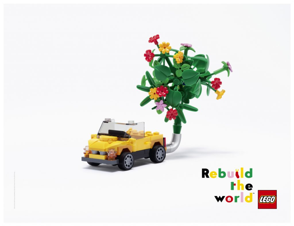 LEGO Rebuild The World Campaign Images 1