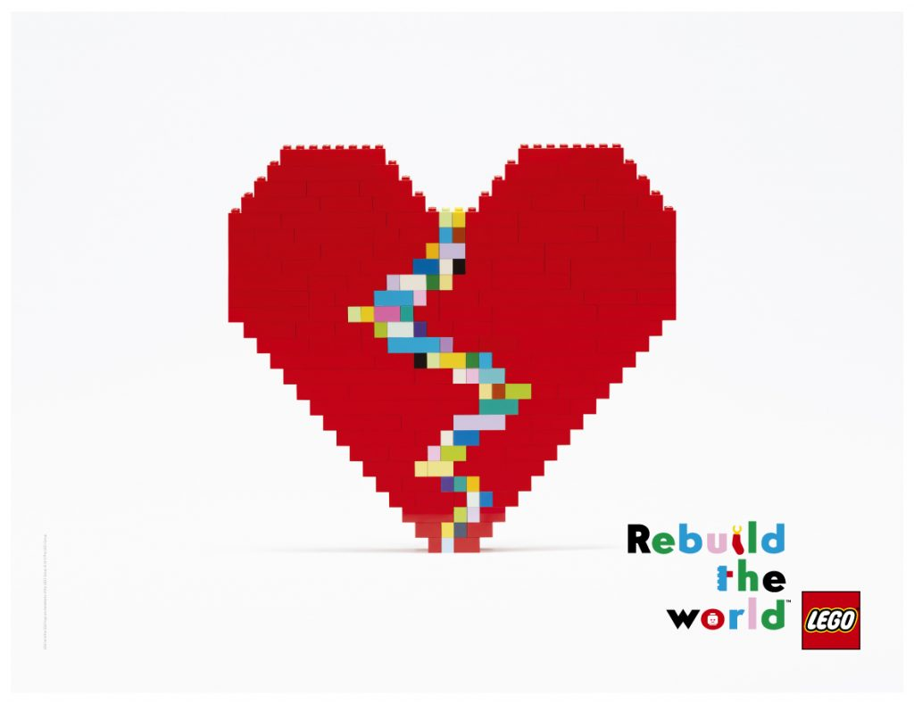 LEGO Rebuild The World Campaign Images 2