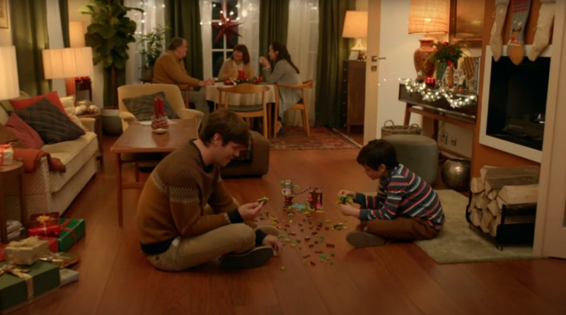 LEGO Rebuild The World Holiday Ad Featured