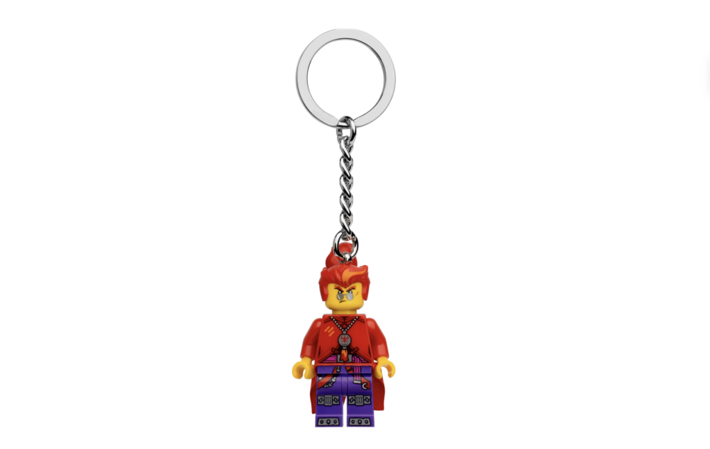 LEGO Red Son Keyring