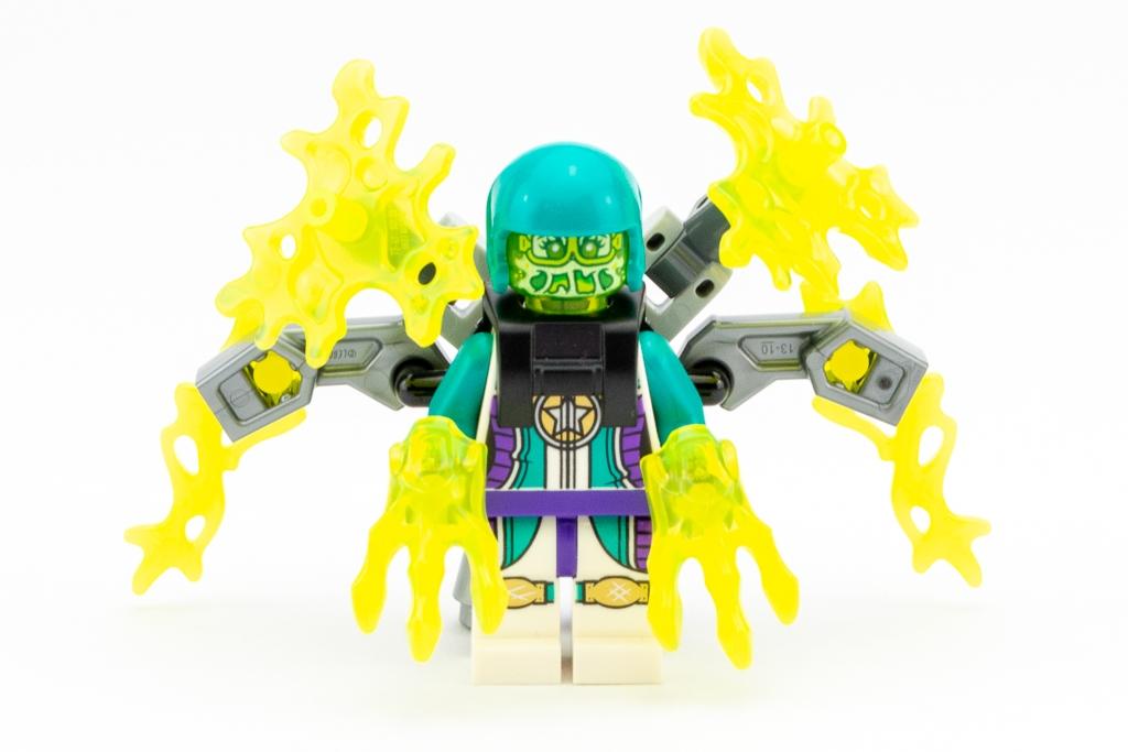 LEGO Review El Fuegos Stunt Plane 06
