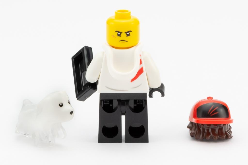LEGO Review El Fuegos Stunt Plane 09