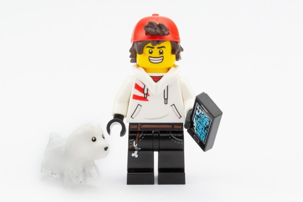 LEGO Review El Fuegos Stunt Plane 10