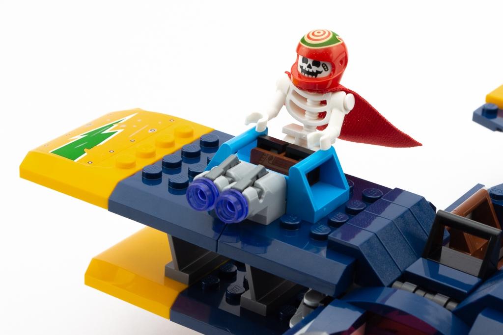 LEGO Review El Fuegos Stunt Plane 18