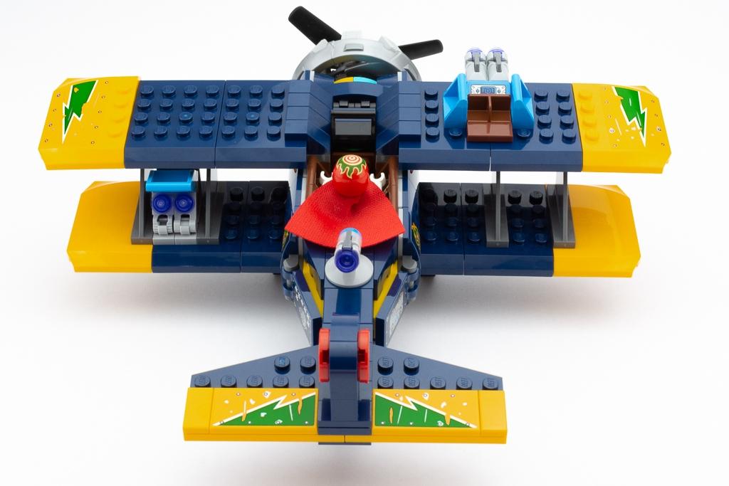 LEGO Review El Fuegos Stunt Plane 22