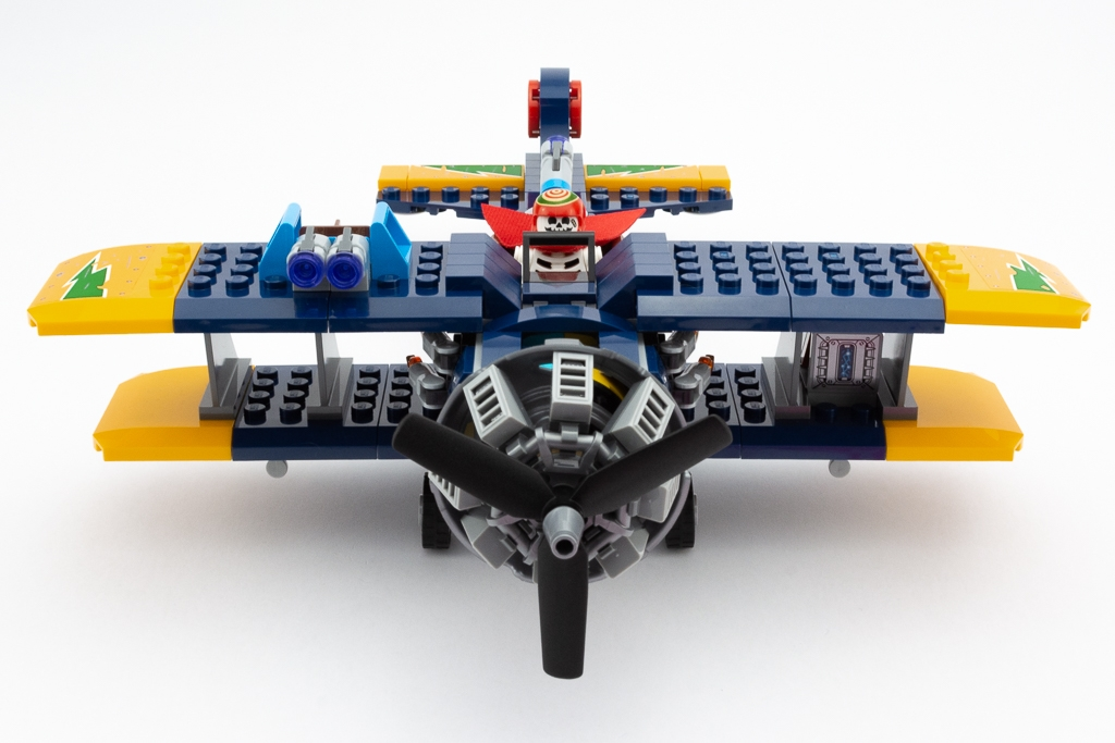 LEGO Review El Fuegos Stunt Plane 23