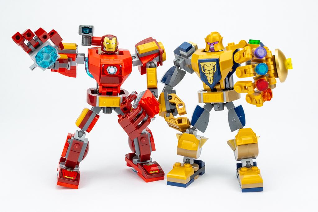 LEGO Review Iron Man 01