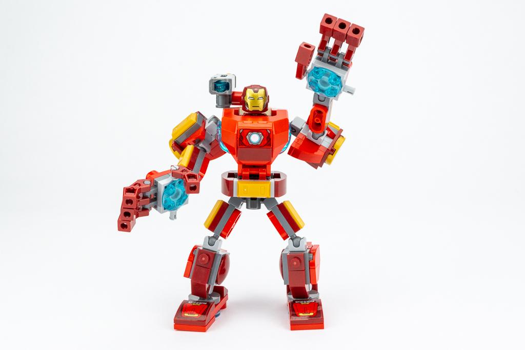 LEGO Review Iron Man 04
