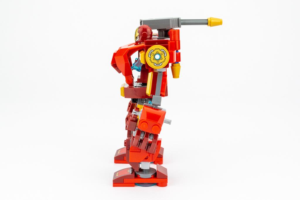 LEGO Review Iron Man 07