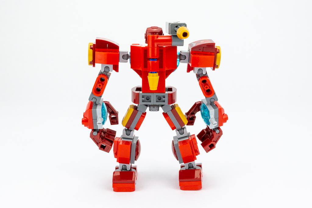 LEGO Review Iron Man 08