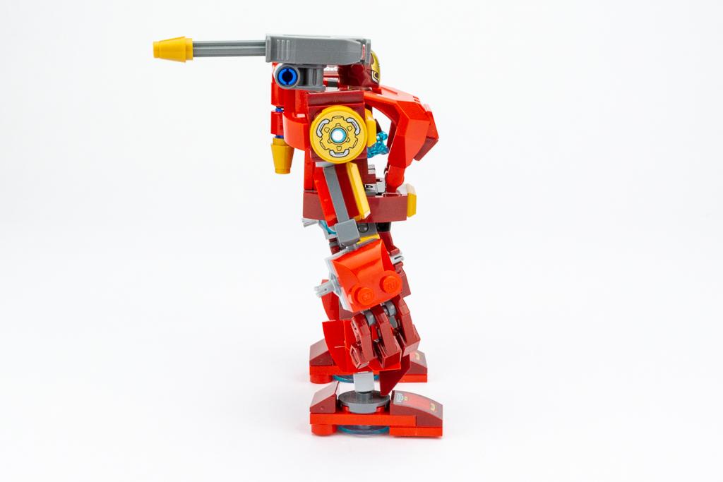 LEGO Review Iron Man 09