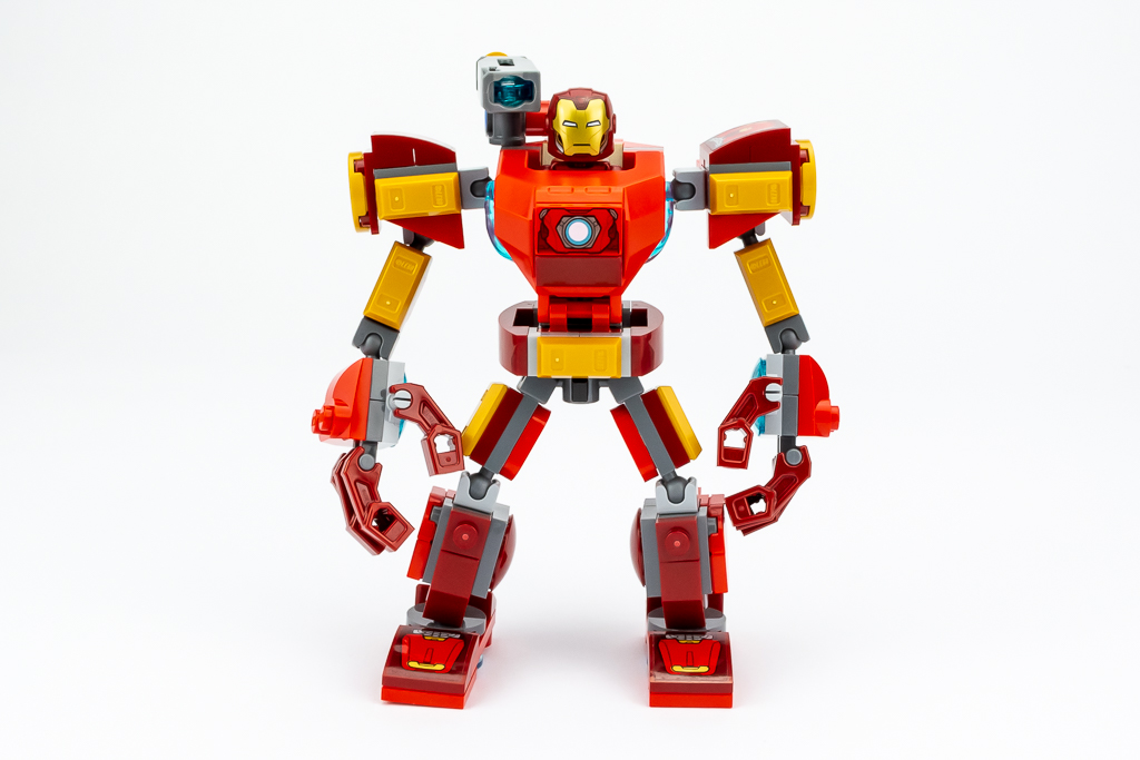 LEGO Review Iron Man 10