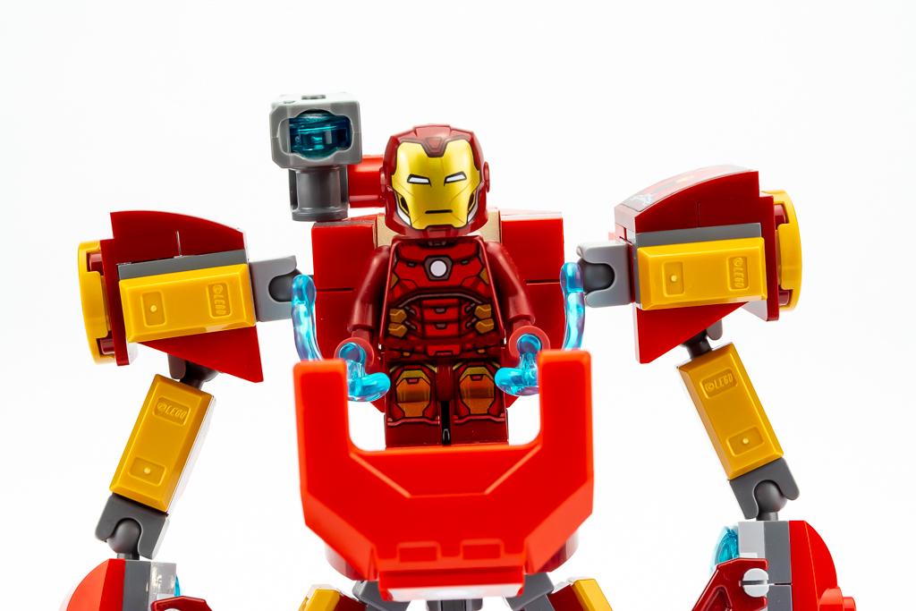 LEGO Review Iron Man 12