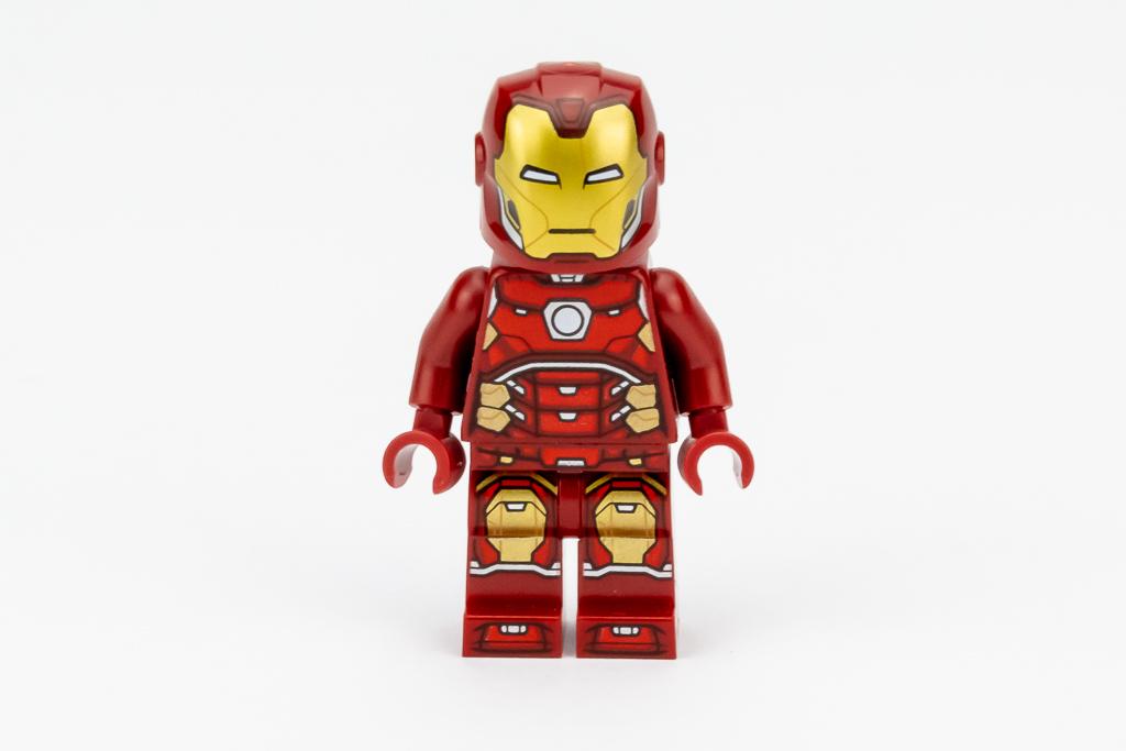 LEGO Review Iron Man 13
