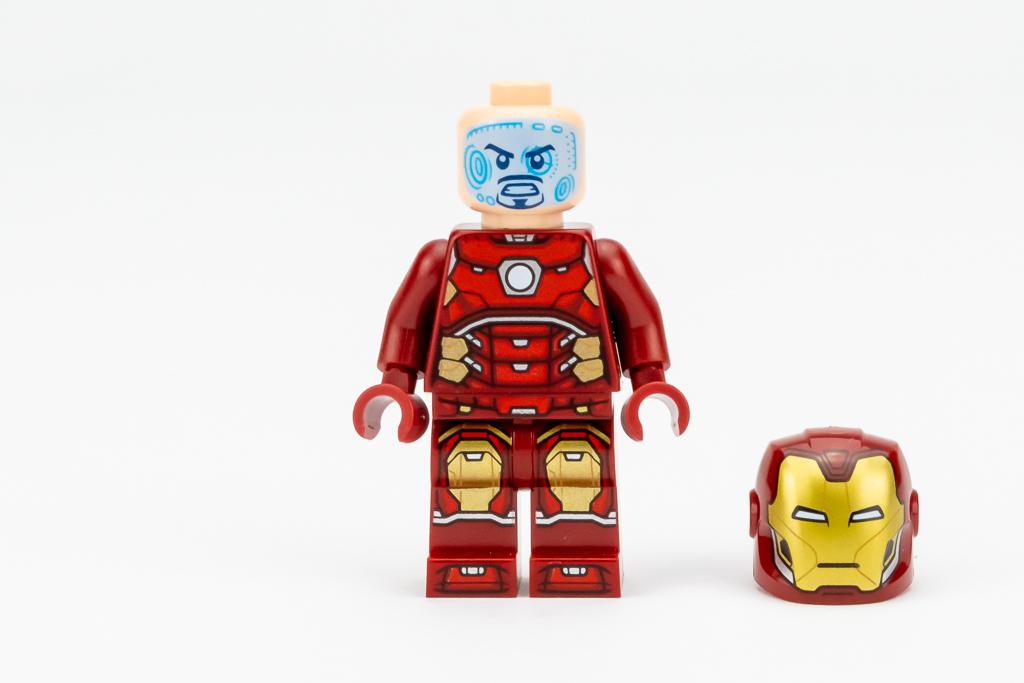 LEGO Review Iron Man 15