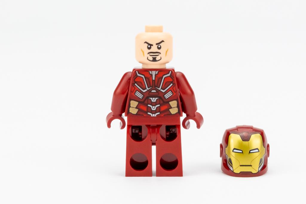 LEGO Review Iron Man 16