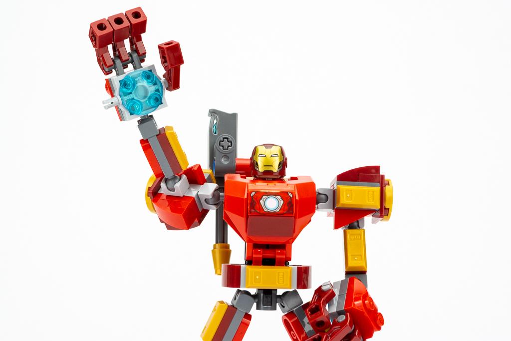 LEGO Review Iron Man 17