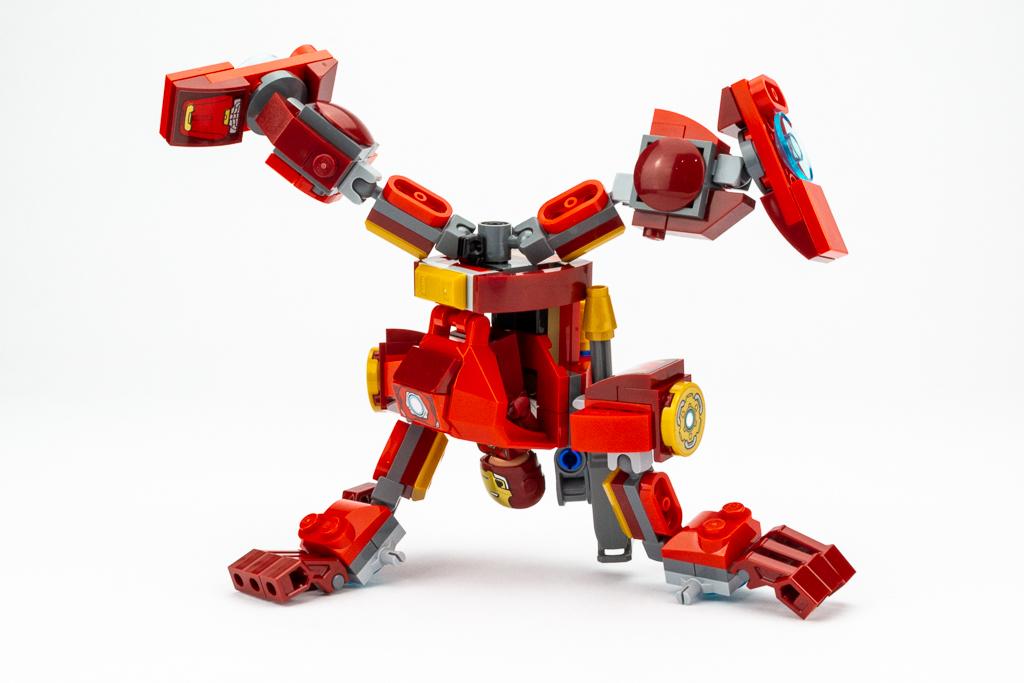 LEGO Review Iron Man 19