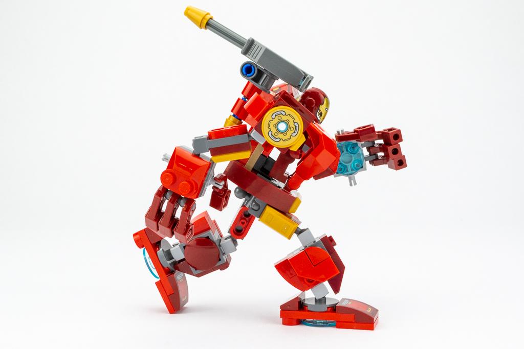 LEGO Review Iron Man 20