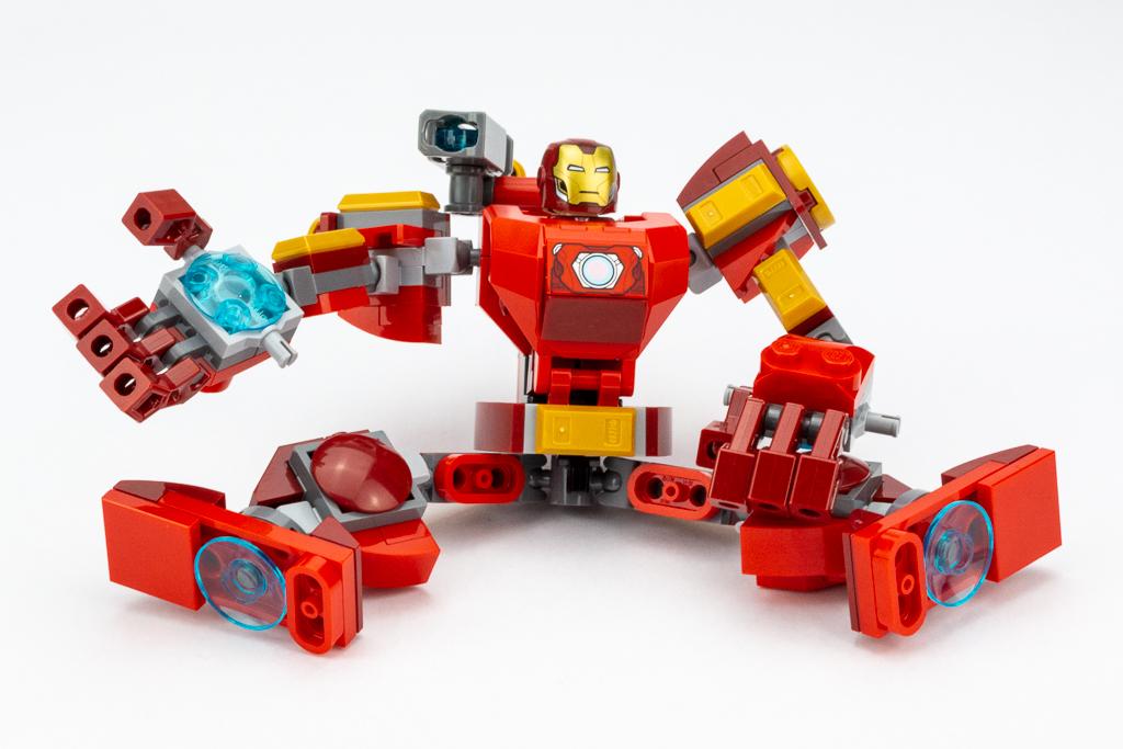 LEGO Review Iron Man 21