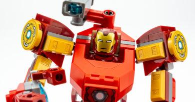 LEGO Marvel Avengers 76140 Iron Man Mech