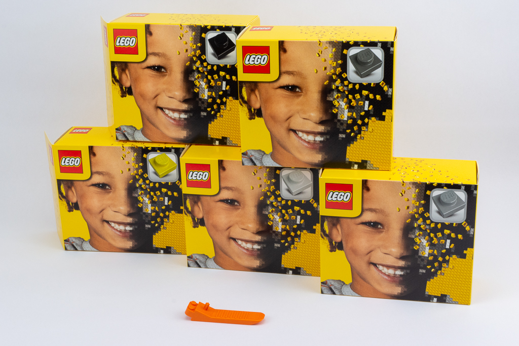 LEGO Review Mosaic 15